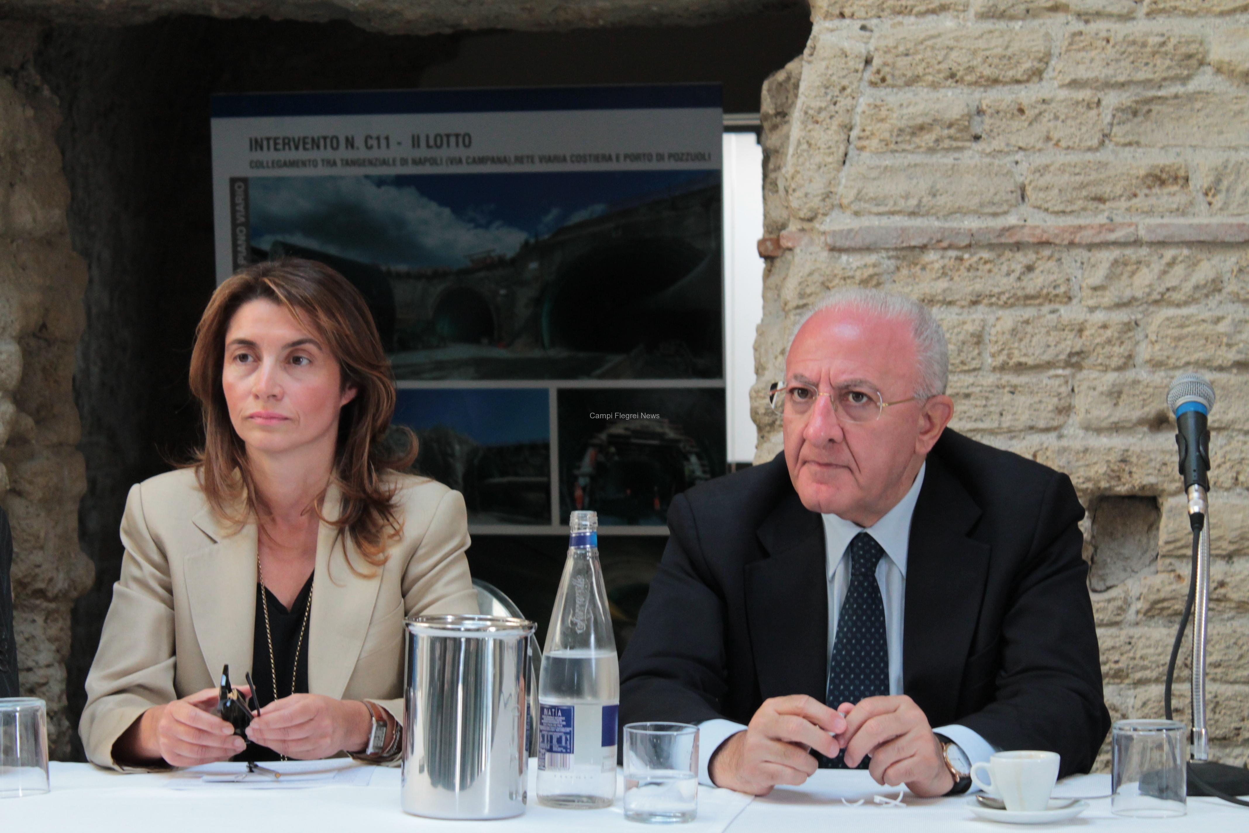Bretella Tangenziale-Porto - Cosenza De Luca