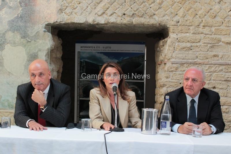 Bretella Tangenziale-Porto - Figliolia Cosenza De Luca