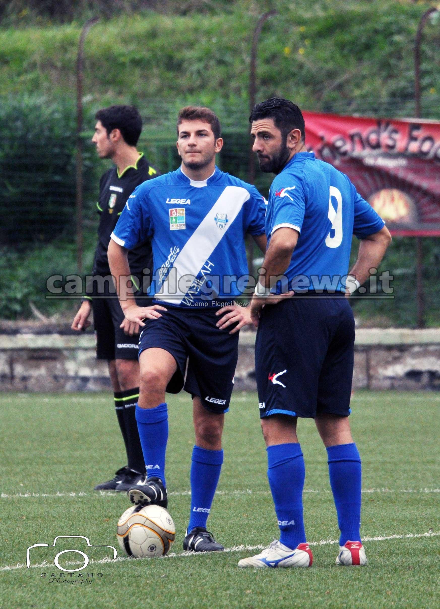 Pro Calcio Bacoli-San Giorgio - 01