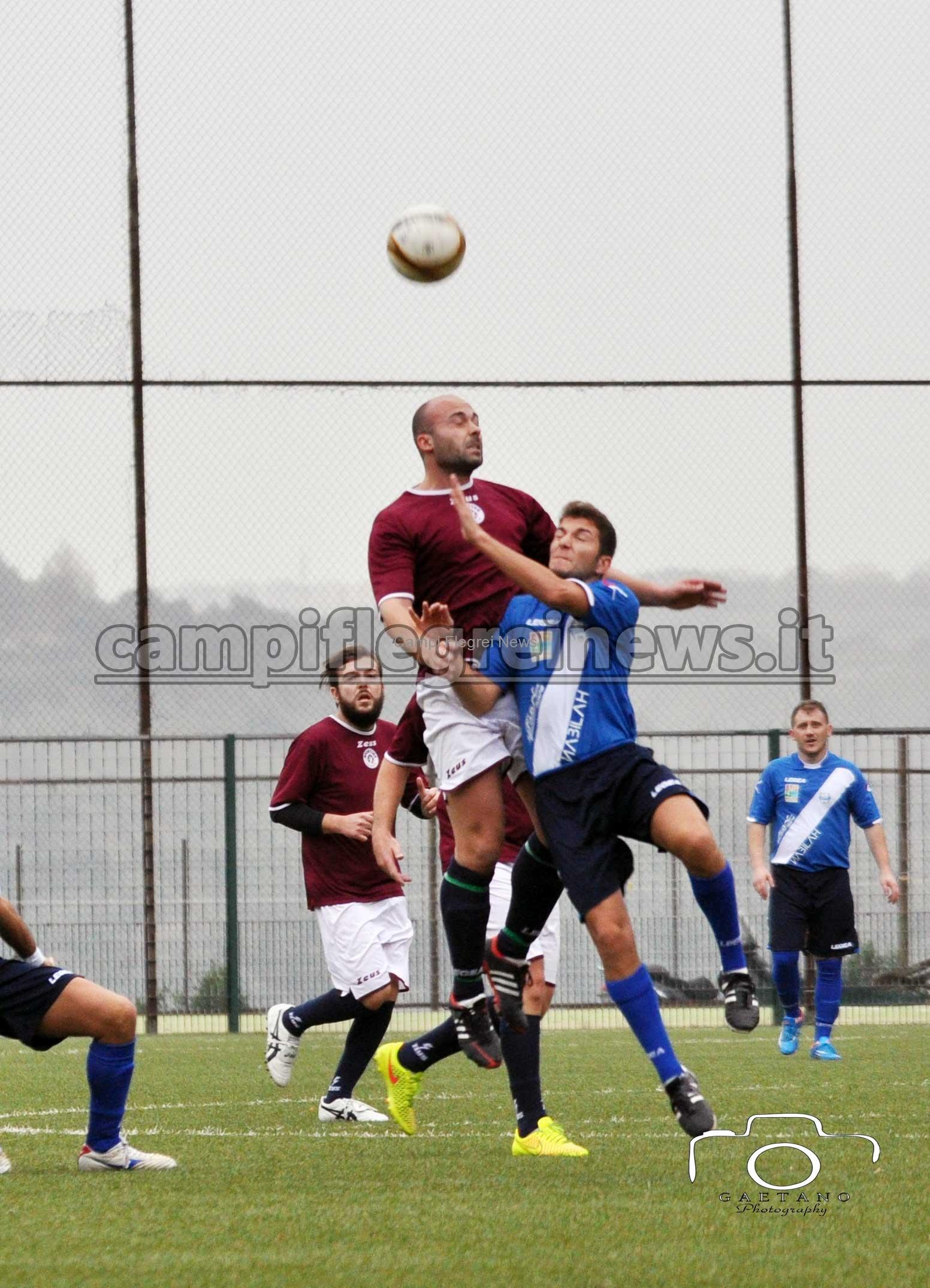 Pro Calcio Bacoli-San Giorgio - 08