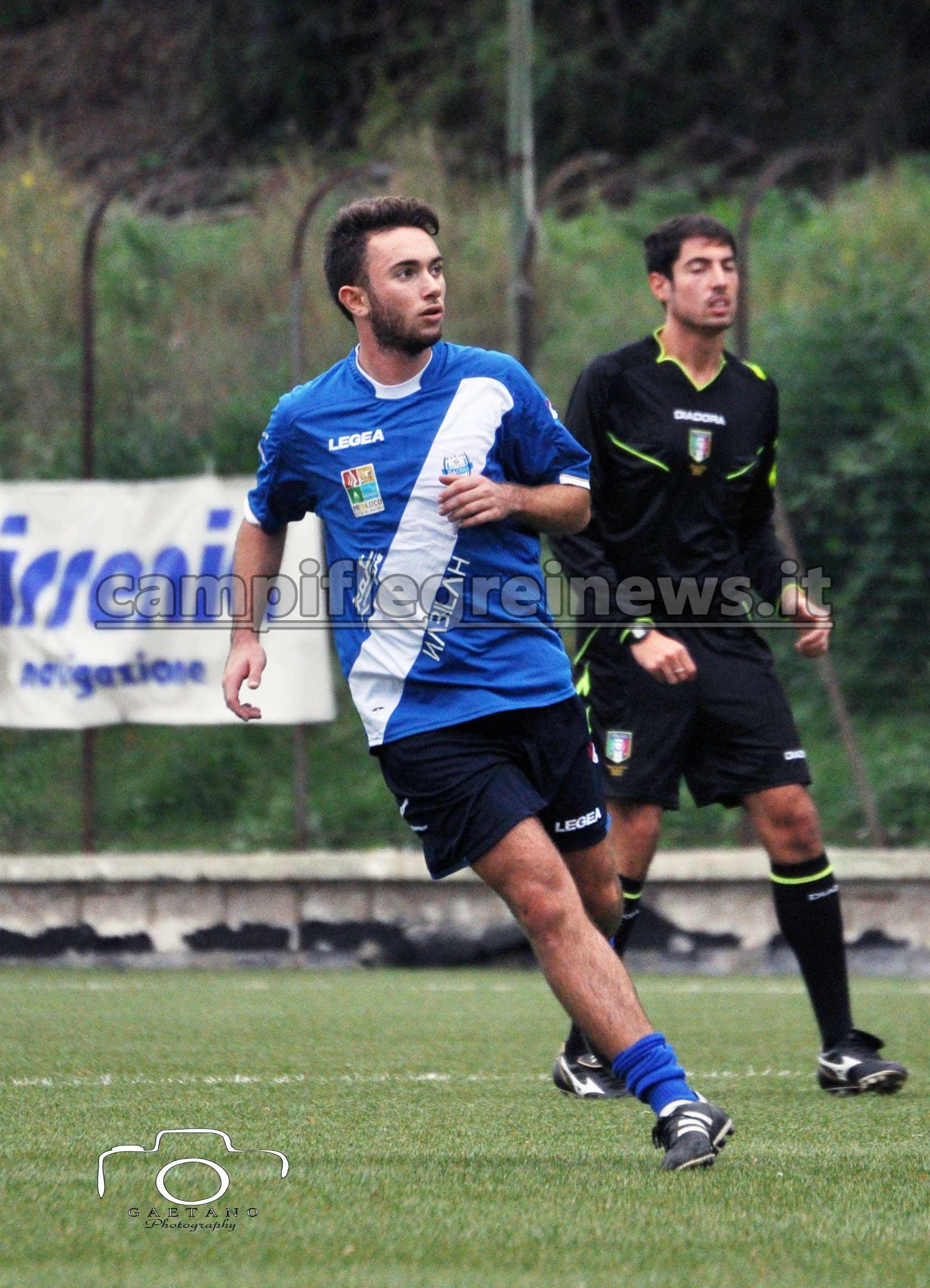 Pro Calcio Bacoli-San Giorgio - 09