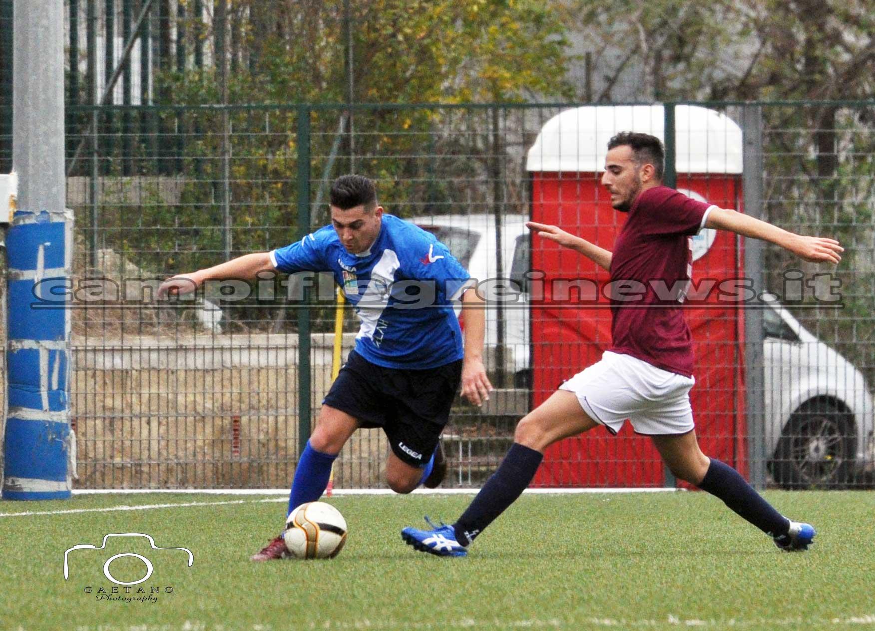 Pro Calcio Bacoli-San Giorgio - 10