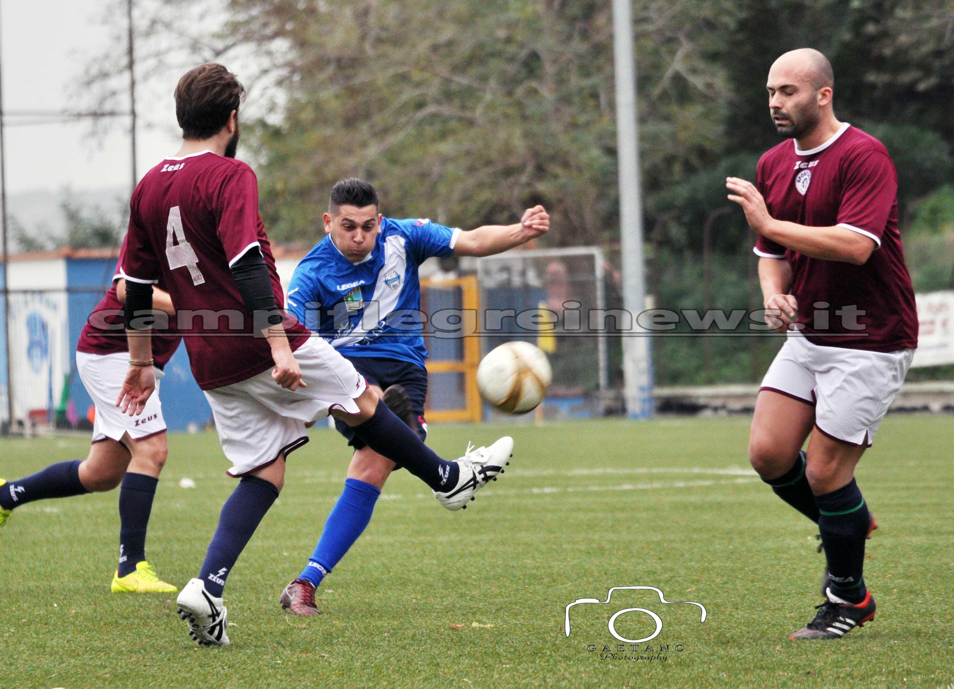 Pro Calcio Bacoli-San Giorgio - 11