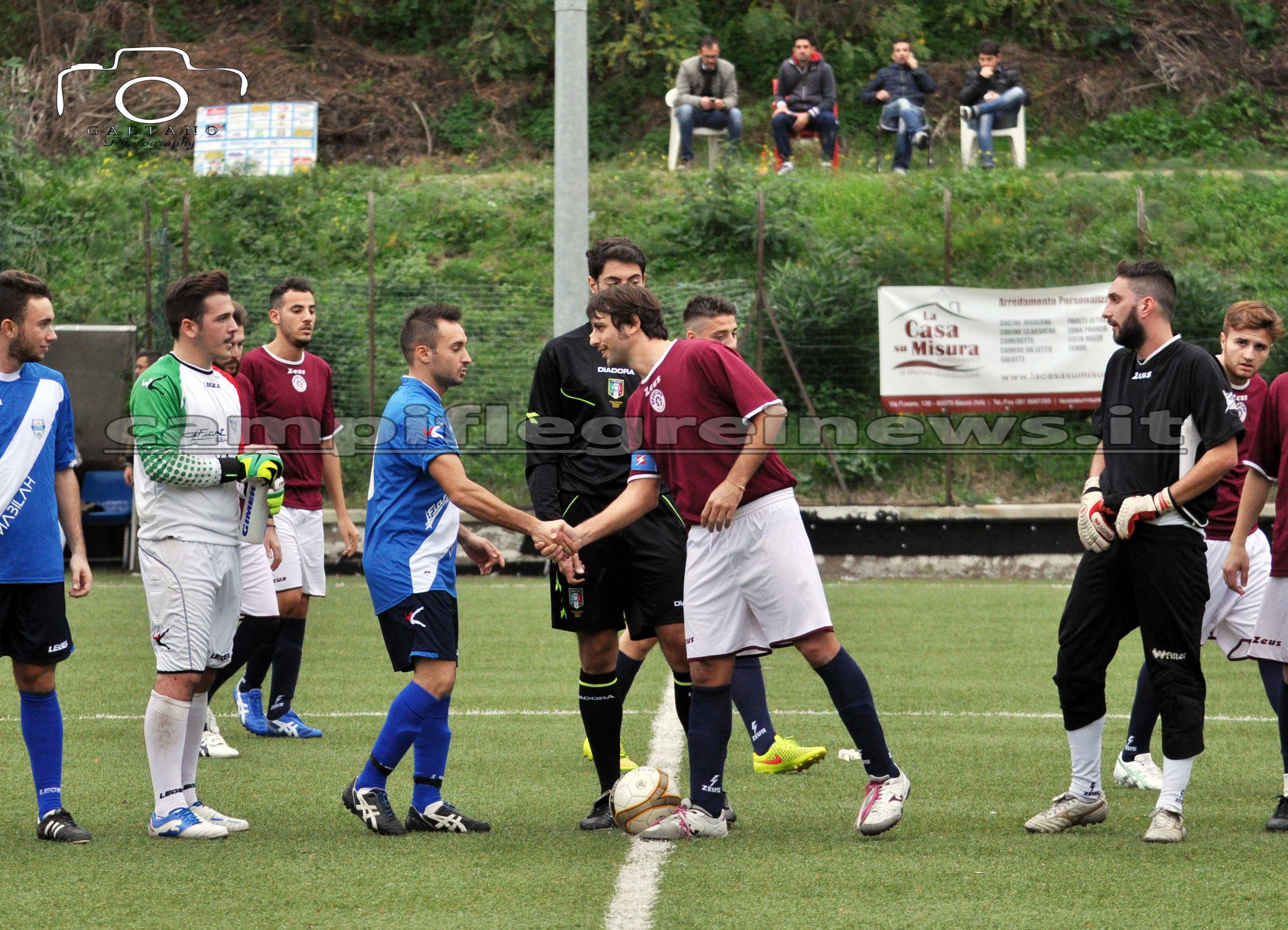 Pro Calcio Bacoli-San Giorgio - 14