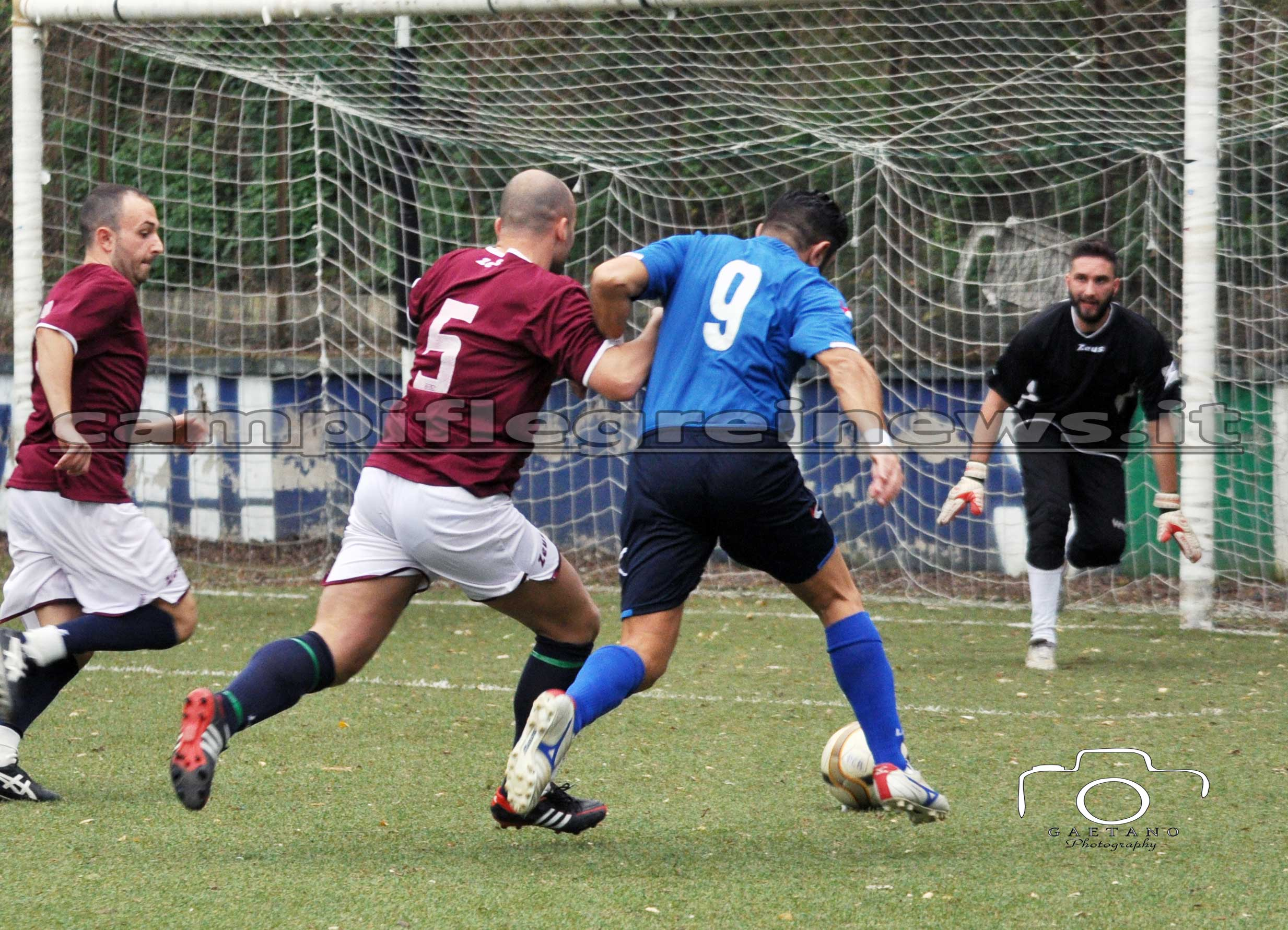 Pro Calcio Bacoli-San Giorgio - 16