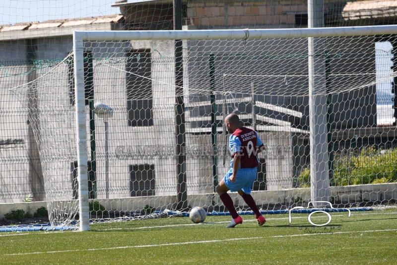 Puteolana 1909-Rione Terra - gol del RioneTerra