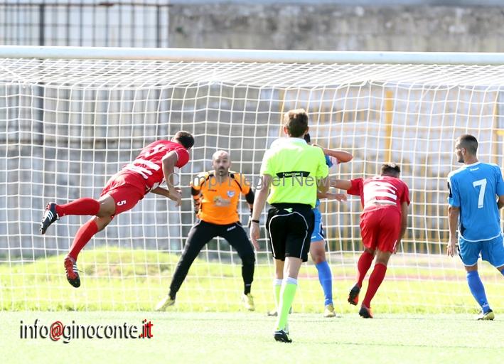 Quarto-Procida - 1° goal