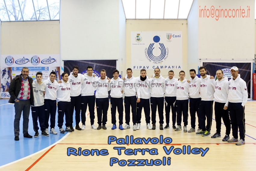 Rione Terra Volley-Marcianise 3045