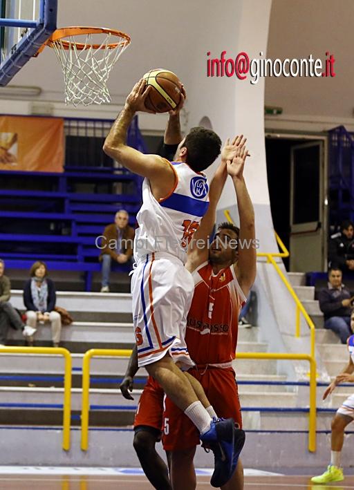 Virtus Basket-Sarno 7392