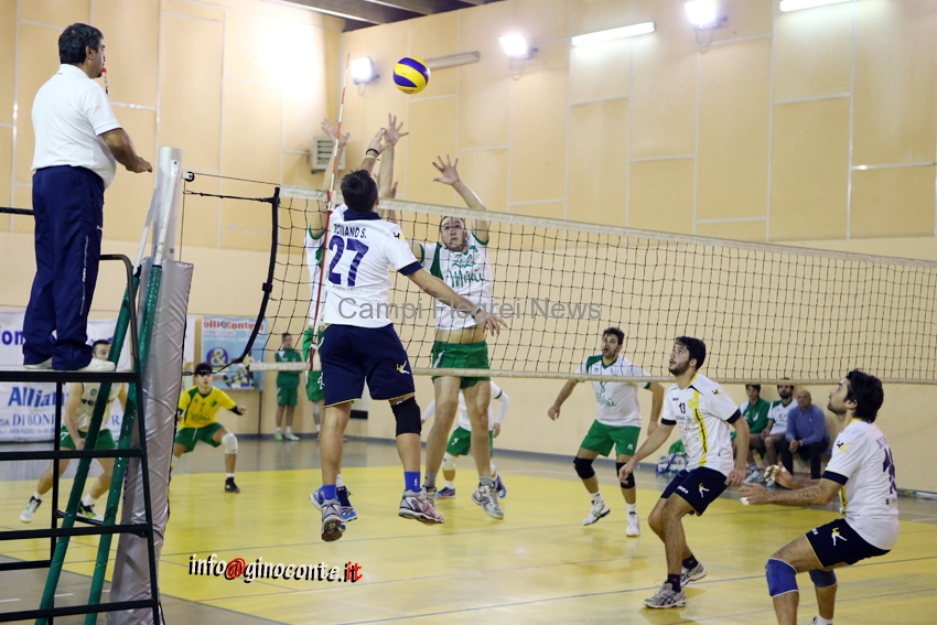 Rione Terra Volley-GS Olimpica 9402