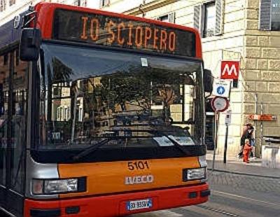 TRASPORTI/ Lunedì 21 gennaio sciopero di bus e metropolitana