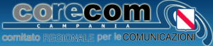 Corecom Campania - logo