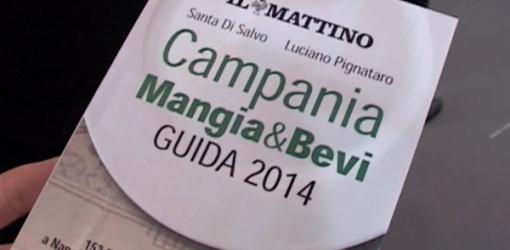 """Bacoli, presentazione della guida """"Campania Mangia e Bevi"""""""