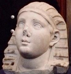 Statua Nilo - sfinge