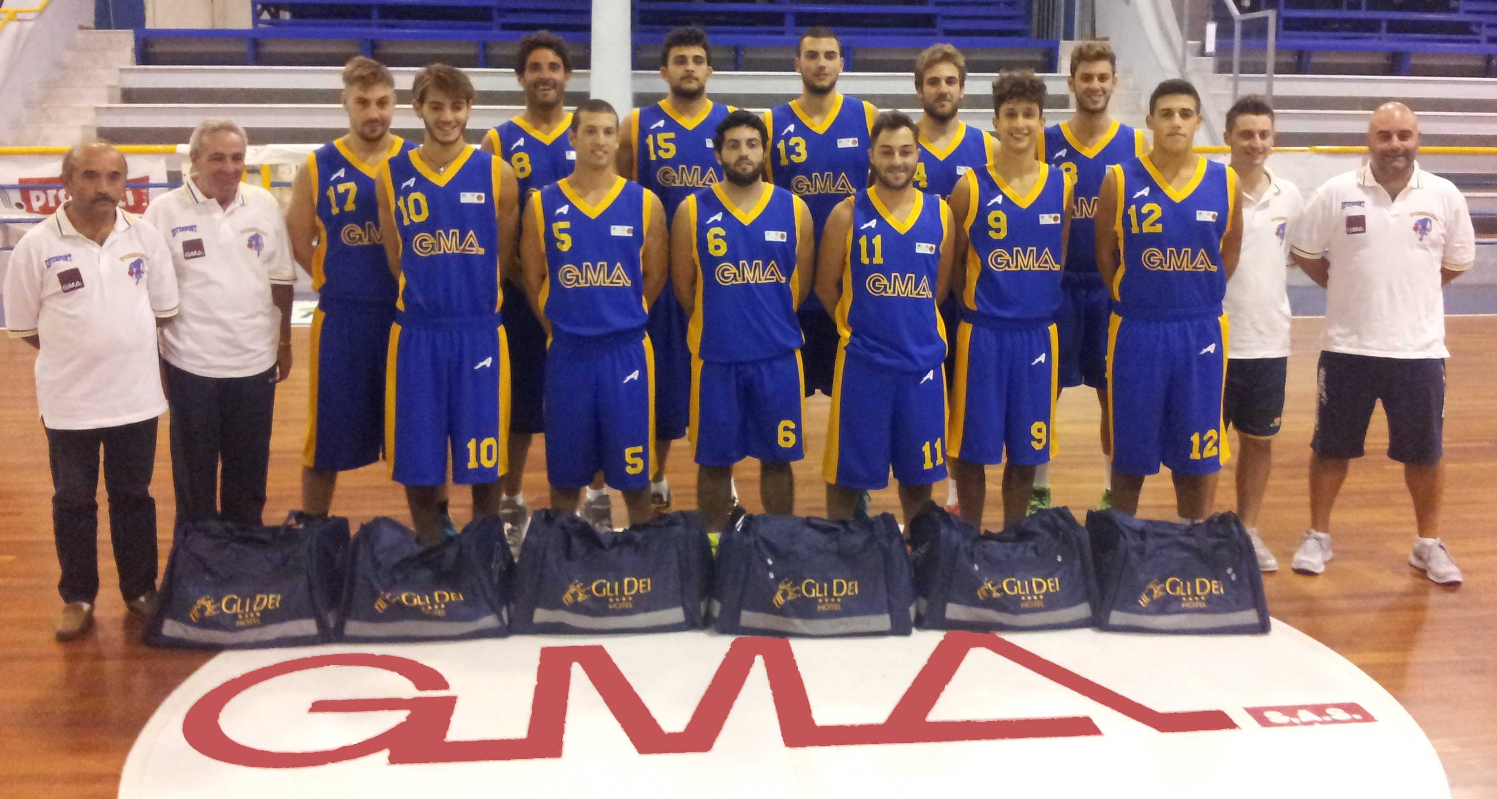 Basket, la Virtus Pozzuoli punta al salto di categoria
