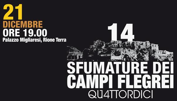 Pozzuoli, le Quattordici sfumature dei Campi Flegrei in mostra al Rione Terra