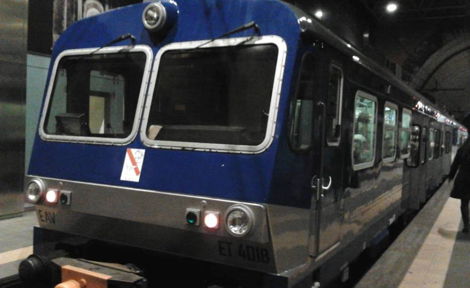 Cumana, arriva un treno nuovo di zecca e viene ripristinato il servizio sull'intera tratta