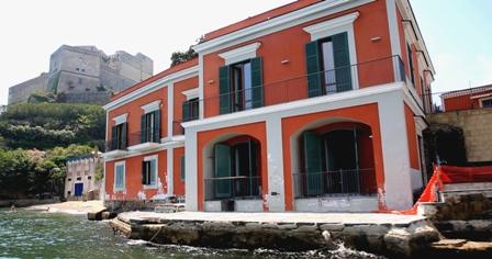 Bacoli, Villa Ferretti fra degrado ed incuria