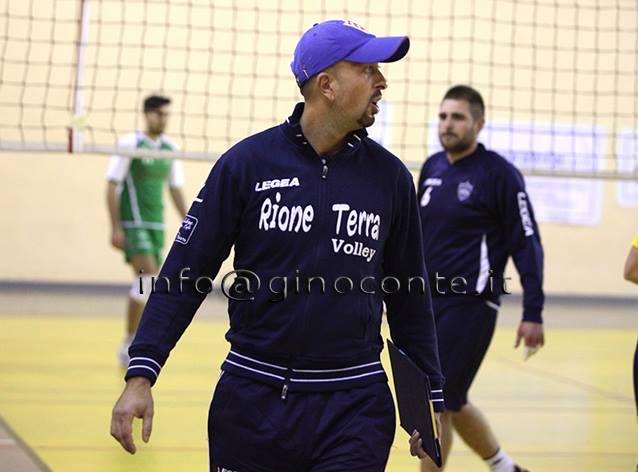 """Rione Terra Volley parla coach Cirillo: """"La serie B? Ci crediamo ma dobbiamo giocare con più personalità"""". Sabato c'è Battipaglia!"""