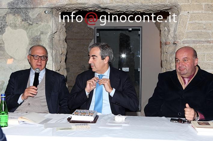 """""""Una Repubblica senza Patria"""", a Villa di Livia la presentazione del libro dei giornalisti Feltri e Sangiuliano"""