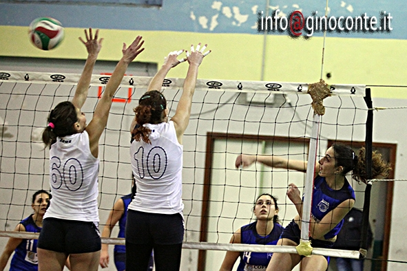 Pallavolo Pozzuoli, le ragazze under 15 si giocano giovedì l'accesso alla semifinale contro il Nola