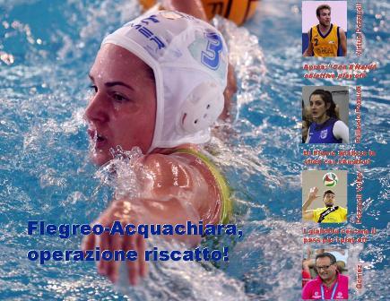 Campi Flegrei Sport, tutto il week end sportivo dei Campi Flegrei sul nuovo numero