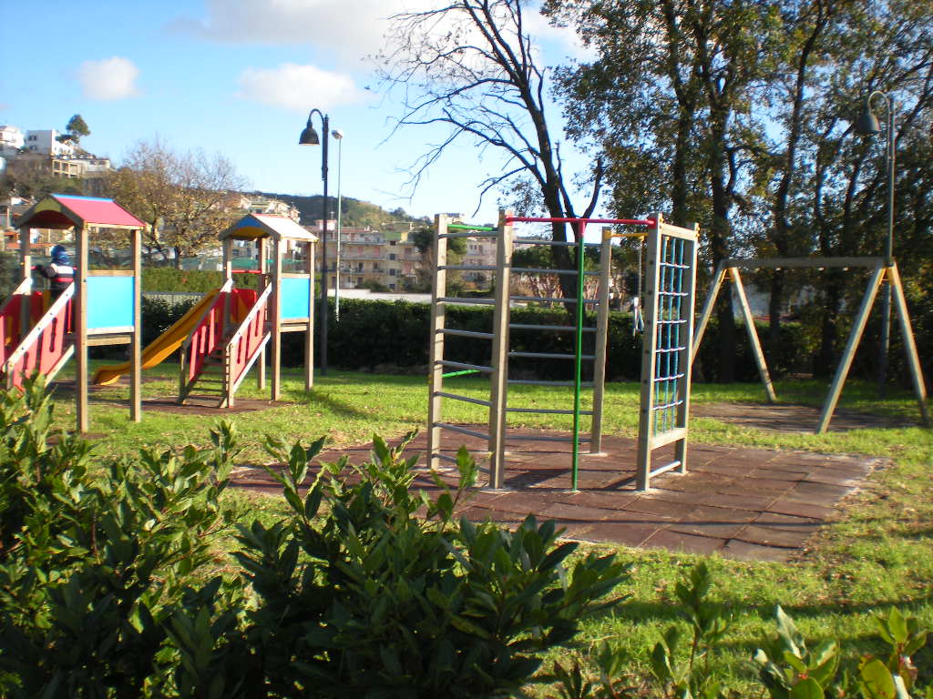 Parco Urbano Attrezzato, domani l'inaugurazione