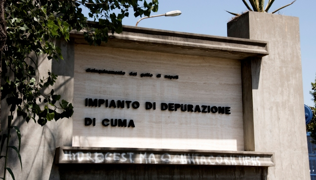 Depuratore di Cuma, firmato l'accordo i lavori di ammodernamento