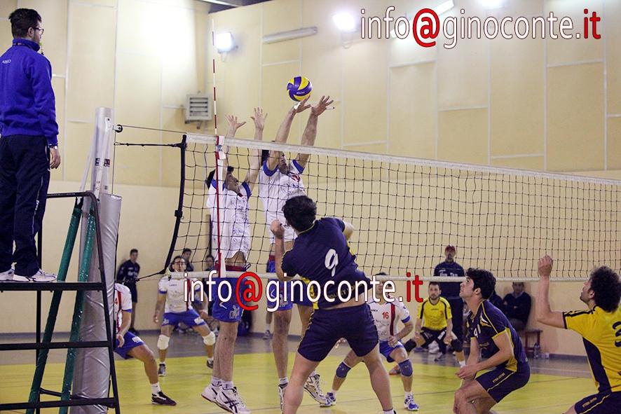 Cicciano troppo forte: Pozzuoli Volley ko per 3-0