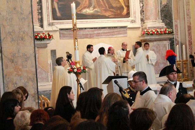 Pozzuoli, Duomo e polemiche con i disabili