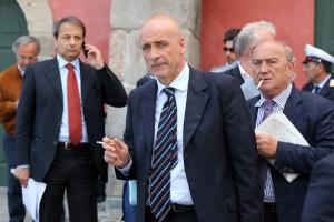 Il sindaco Figliolia