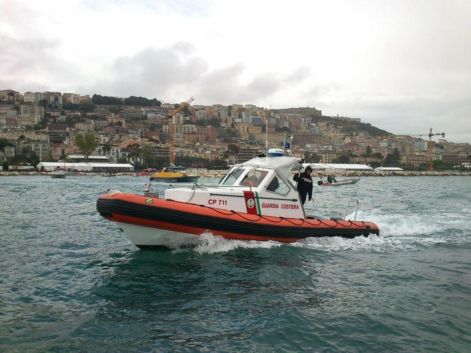 Sicurezza in mare, task force nel week end della Guardia Costiera di Pozzuoli