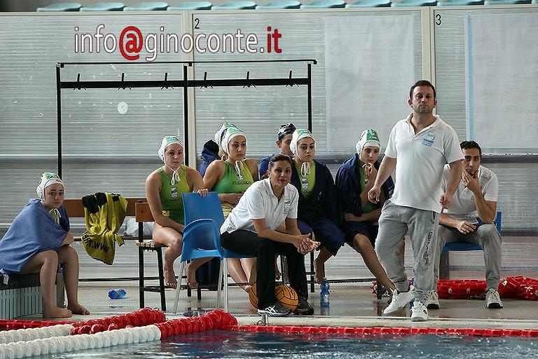 Sporting Flegreo, separazione consensuale con coach Rossi e la team manager Di Giacinto