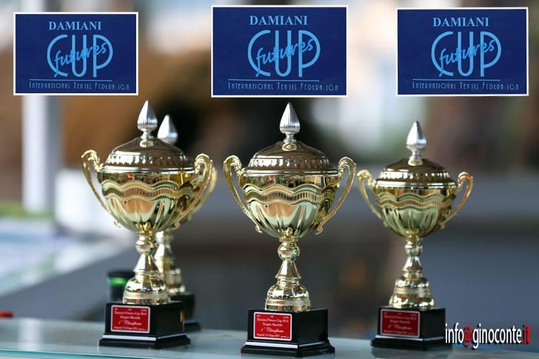 Damiani's Cup, oggi le semifinali Vanni-Cachin e Krueger-Dutra da Silva
