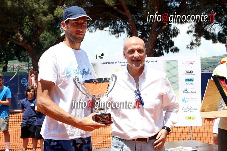 Luca Vanni trionfa alla decima edizione della Damiani's Futures Cup!