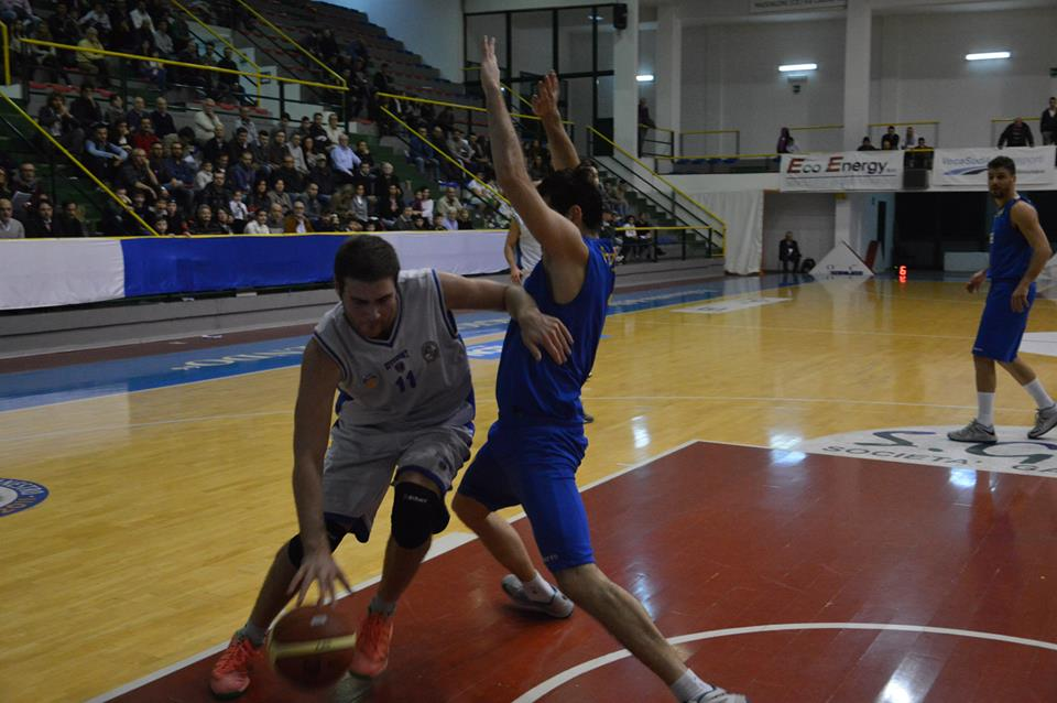 Basket| Virtus Pozzuoli, arriva il top player: David Loncarevic, ex Juve Caserta e Napoli Basket!
