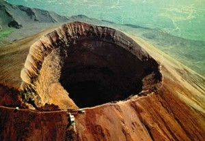 Vesuvio - il gran cono 2