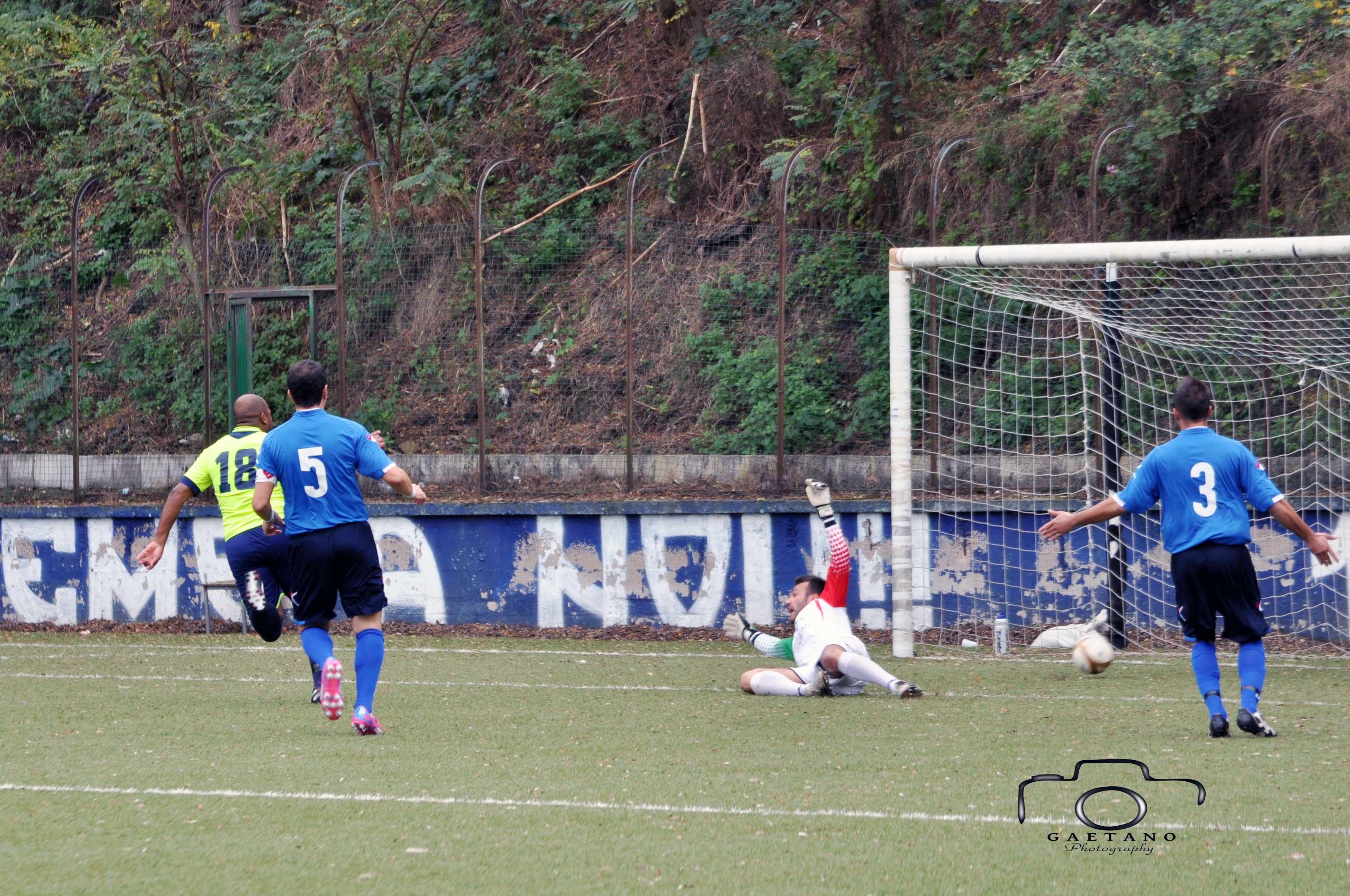 Seconda Categoria| Pro Calcio Bacoli, esordio amaro al Chiovato: vince l'Afro Napoli per 0-2!