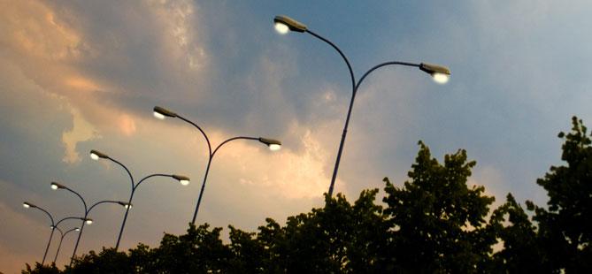 Monteruscello, sarà ripristinata l'illuminazione dei parchi