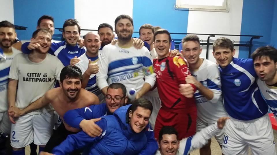 Pro Calcio Bacoli tris al Real Marano: doppietta di Serio e rete di Di Bernardo!