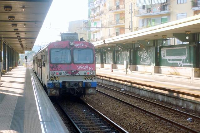 Circumflegrea, ripristinato il tratto Pianura-Soccavo