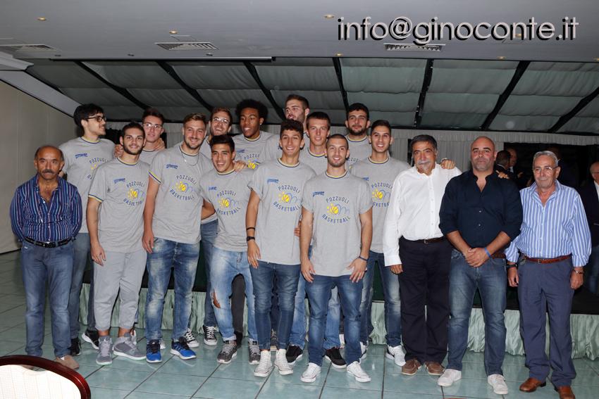 Virtus Pozzuoli, la gara contro il Tv Luna Napoli si gioca martedì