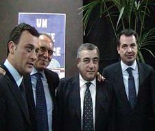 Iannuzzi, Cesaro e De Siano