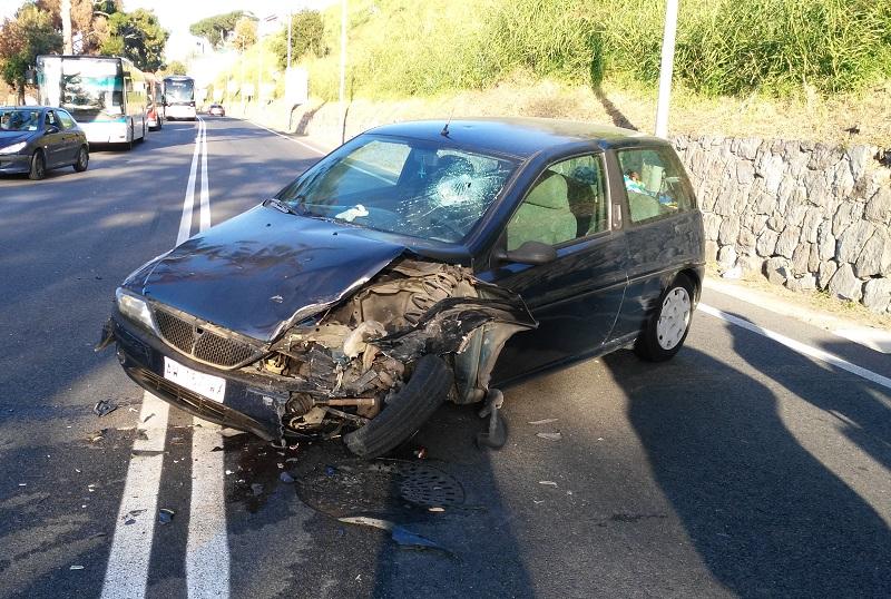 Incidente auto 3
