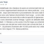 Il post di Paolo Tozzi