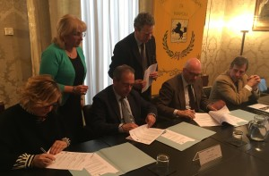Ex SMOM, firma dell'accordo