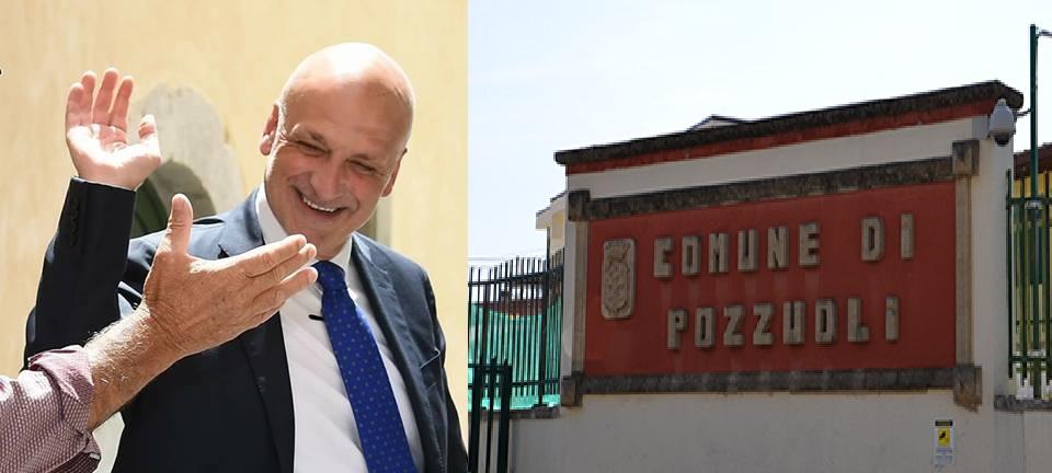 Elezioni Pozzuoli, Figliolia confermato per il secondo mandato