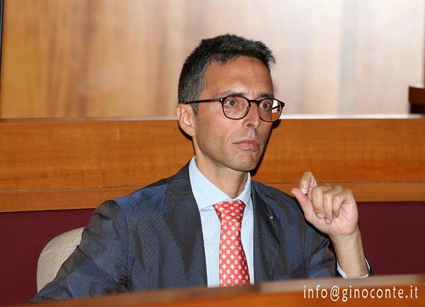 Gianluca Liguori assessore al Bilancio e alle Finanze