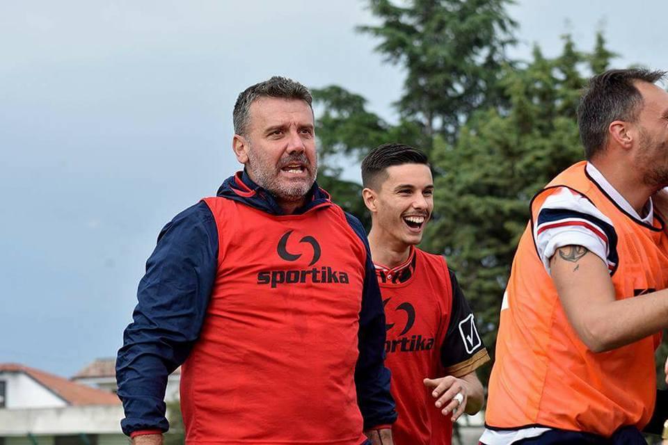 """Puteolana 1902, domani esordio in Coppa con l'Albanova. Ulivi: """"Ci serve un attaccante"""""""
