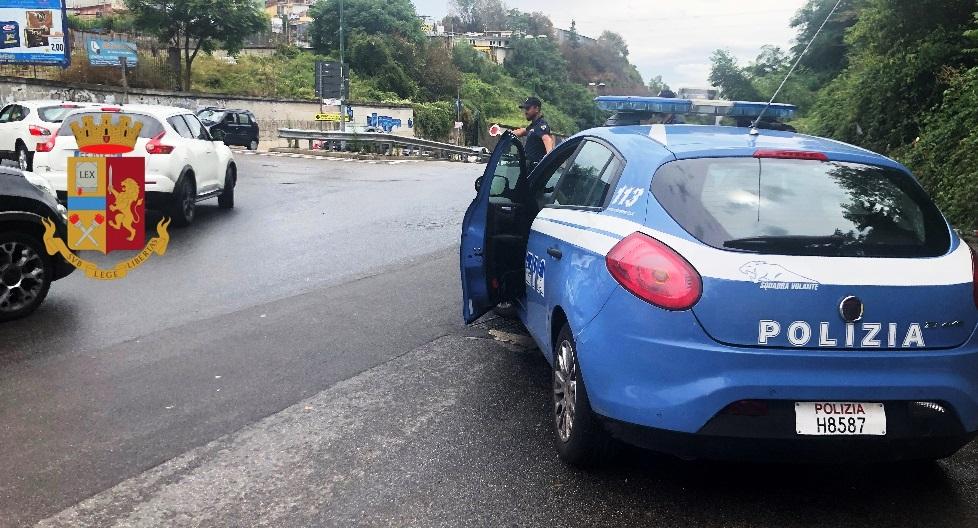 Pianura, tentato omicidio: arrestato uno dei tre autori dell'assalto al pub